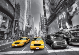 Fototapet FTS 1310 Yellow Cab0