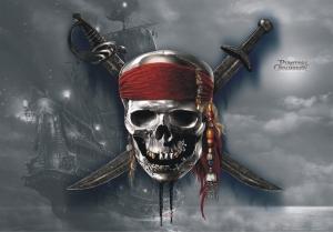 Fototapet FTDm 0285 Piratii din Caraibe [0]