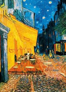 Fototapet 00420 Terasa Cafenelei Noaptea - Van Gogh [0]