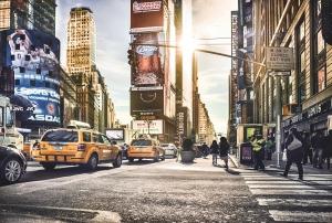 Fototapet XXL4-008 Time Square, Londra [0]
