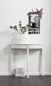 Sticker decorativ 14003 Diva0