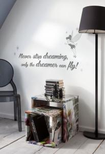 Sticker decorativ 14001 Never stop dreaming [0]