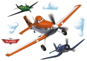 Sticker decorativ 14700 Planes1