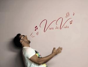 Sticker decorativ 17709 Viva la Vida0