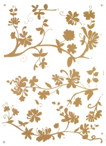 Sticker decorativ 17015 Frasca [1]