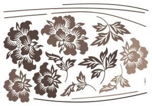 Sticker decorativ 17704 Grace [1]