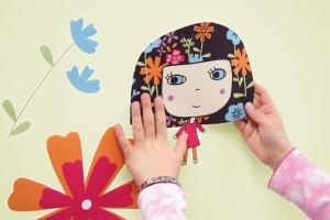 Sticker decorativ 17002 Flowerine [2]