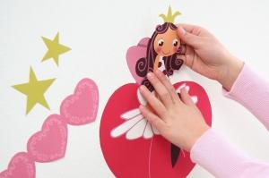 Sticker decorativ 17007 Fairy [2]