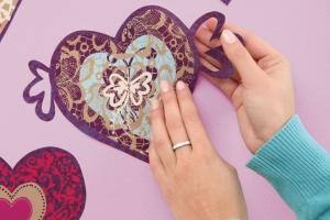 Sticker decorativ 17031 Valentine [3]