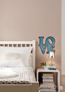 Sticker decorativ 17039 LOVE0
