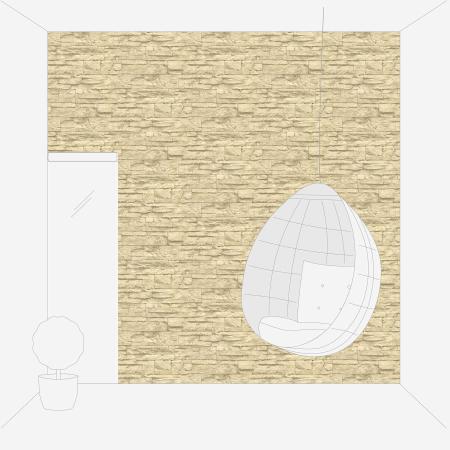 Tapet 7071-30 Wood 'n' Stone [5]