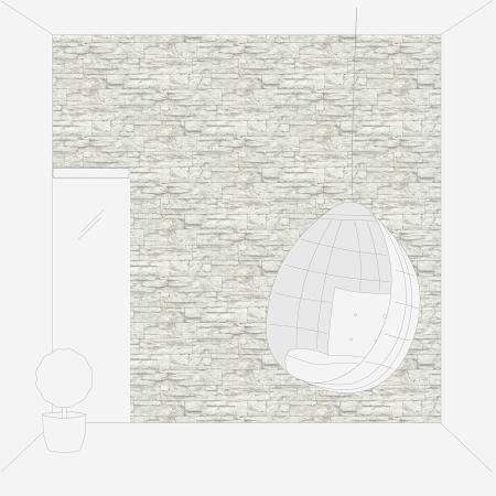 Tapet 7071-61 Wood 'n' Stone4