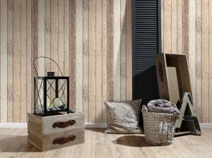 Tapet 8951-10 Wood & Stone [12]