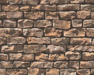 Tapet 9079-12 Wood & Stone [0]