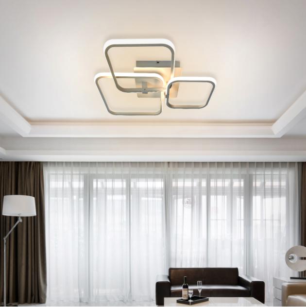 Kelektron Lampa LED FRAME IP20 SUP. 28W 30K W. [1]