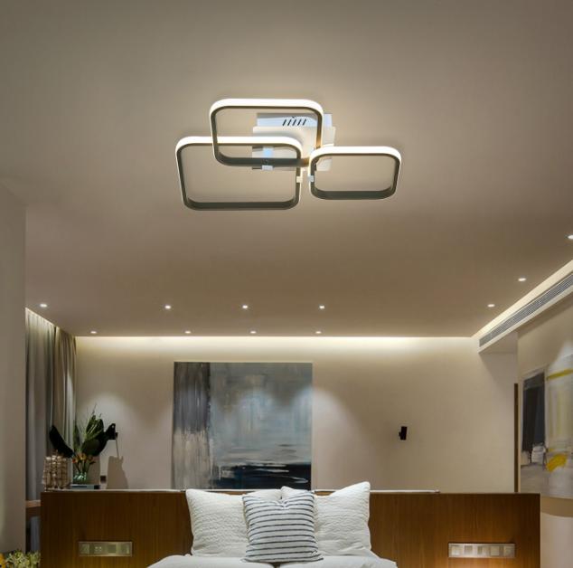 Kelektron Lampa LED Frame IP20 SUP. 30W 30K W. + B. [1]