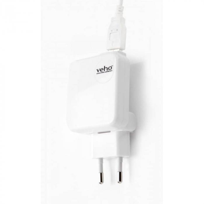 Adaptor priza Veho pentru dispozitive cu incarcare USB [1]