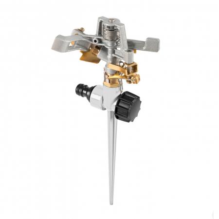 Aspersor pulsatoriu profesional Cellfast BASIC, metalic [0]