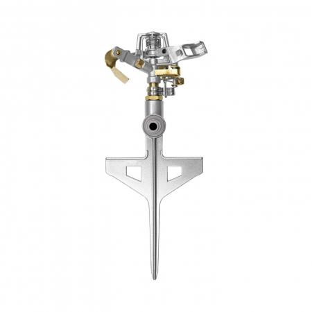 Aspersor pulsatoriu profesional Cellfast LUX IDEAL, metalic, 6 bari [0]
