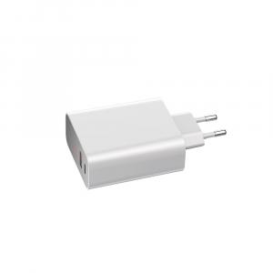Baseus Incarcatorperete PPS QC USB + PD 45W - Alb [0]
