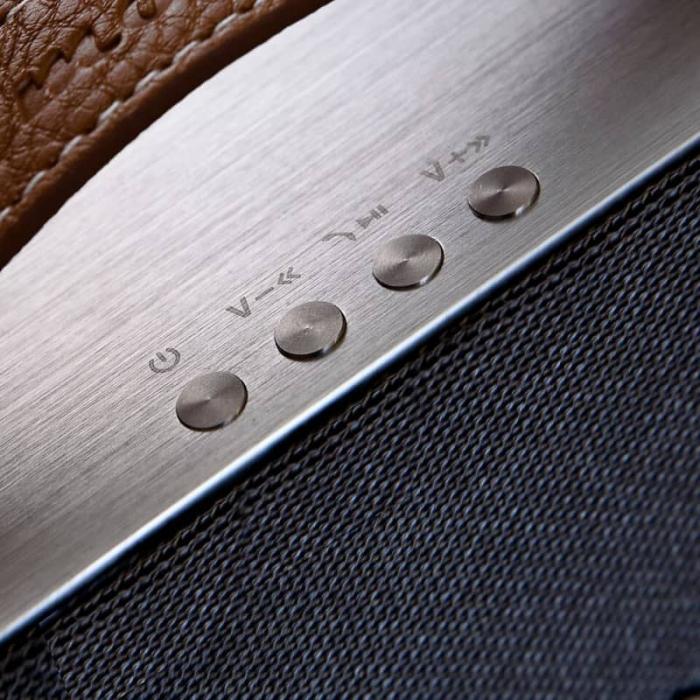 Boxa portabila wireless Bluetooth Veho M6 Retro [5]