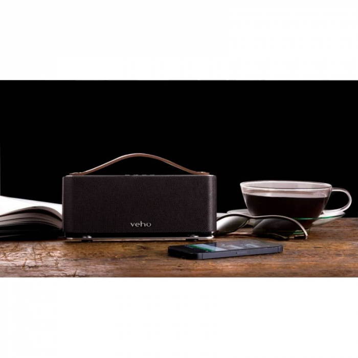 Boxa portabila wireless Bluetooth Veho M6 Retro [2]