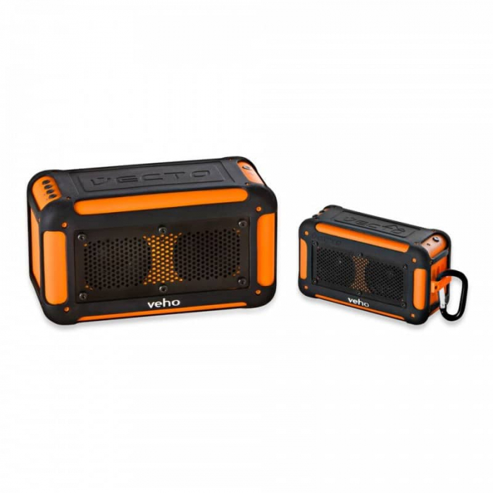 Boxa portabila wireless Veho Vecto Mini rezistenta la apa [0]