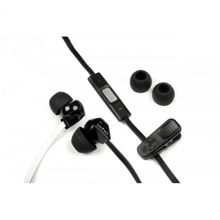 Casti stereo in-ear Veho 360 Z-2 cu microfon [4]