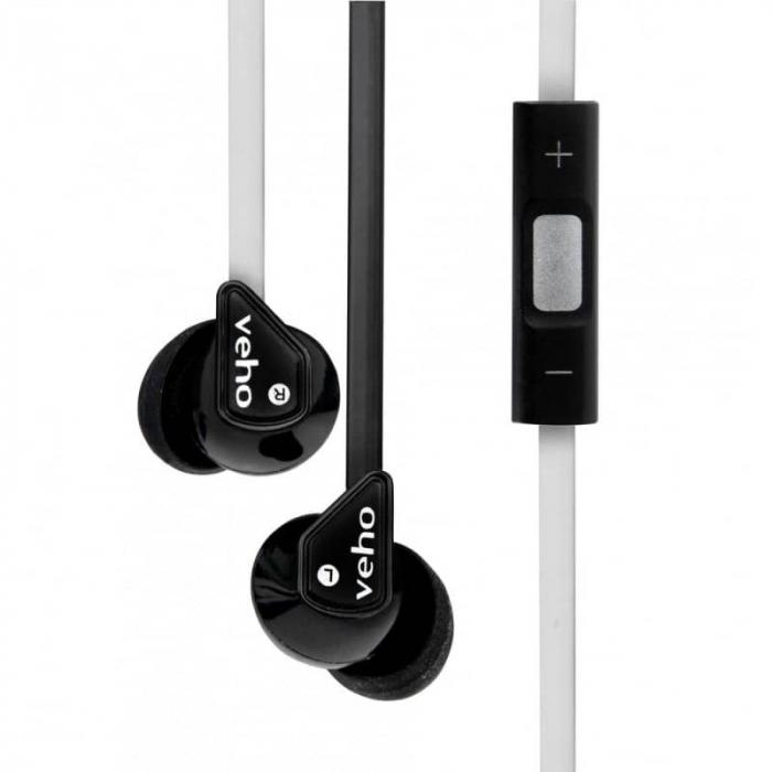 Casti stereo in-ear Veho 360 Z-2 cu microfon [0]