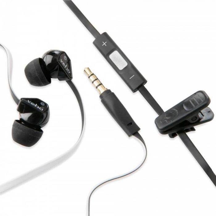 Casti stereo in-ear Veho 360 Z-2 cu microfon [5]