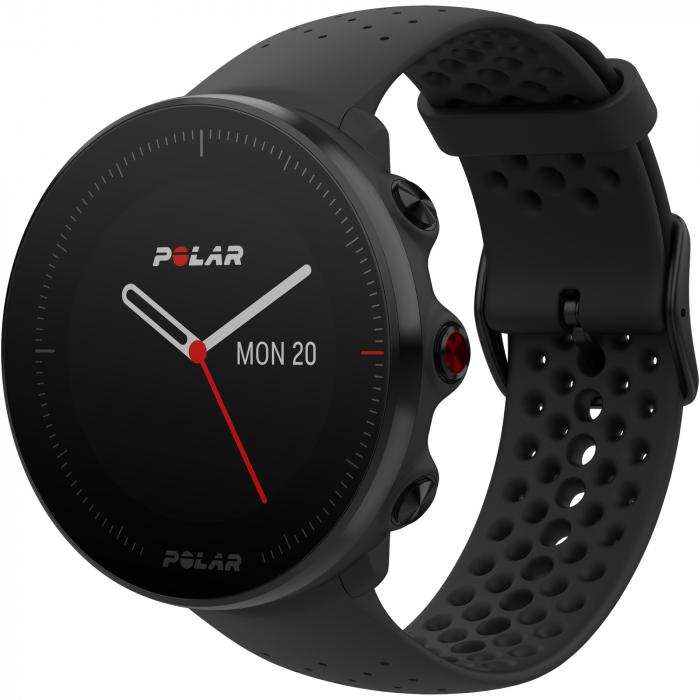 Ceas smartwatch Polar Vantage M, GPS, Medium/Large, Black [2]