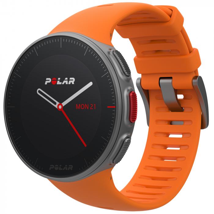 Ceas smartwatch Polar Vantage V, GPS, Orange [0]