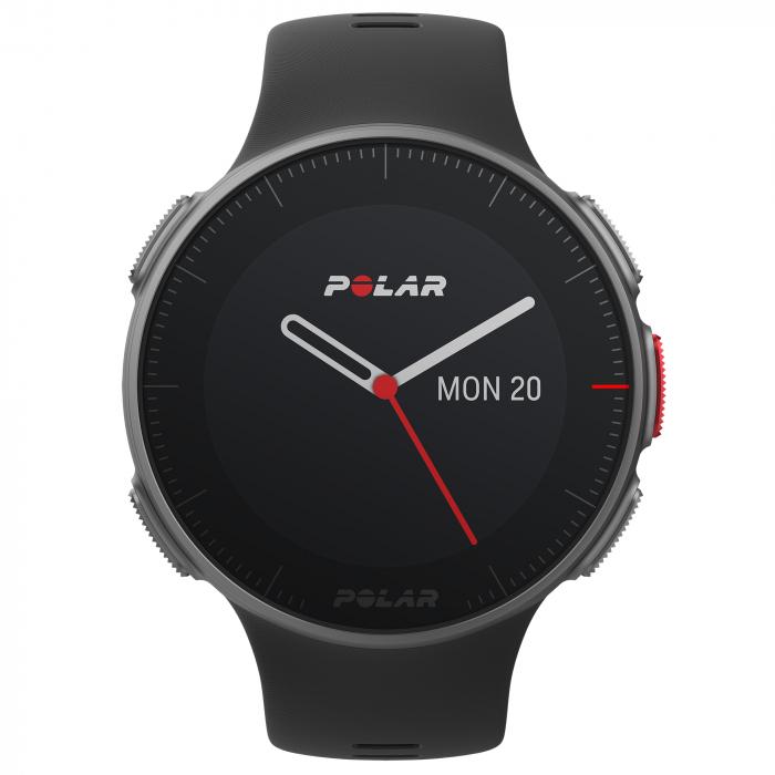 Ceas smartwatch Polar Vantage V, GPS, Senzor H10 HR, Black [4]