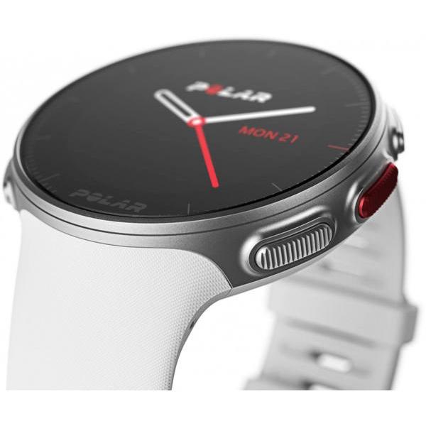 Ceas smartwatch Polar Vantage V, GPS, Senzor H10 HR, White [4]
