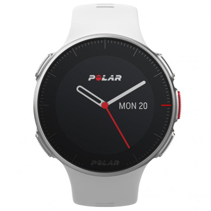 Ceas smartwatch Polar Vantage V, GPS, Senzor H10 HR, White [3]