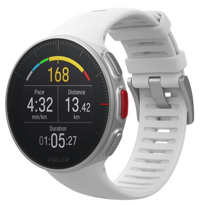Ceas Smartwatch, Polar Vantage V, Multisport, GPS, Bluetooth, Alb [0]