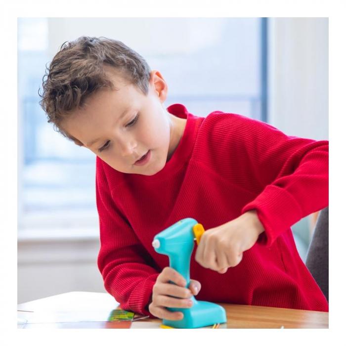 Creion 3D pentru copii 3Doodler 3D Build and Play 4+ [4]