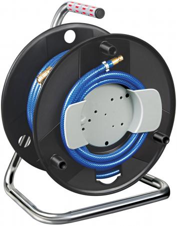 Furtun Aer comprimat compresor Brennenstuhl cu tambur, 20m, Ø 6/12mm, 15 bari [0]