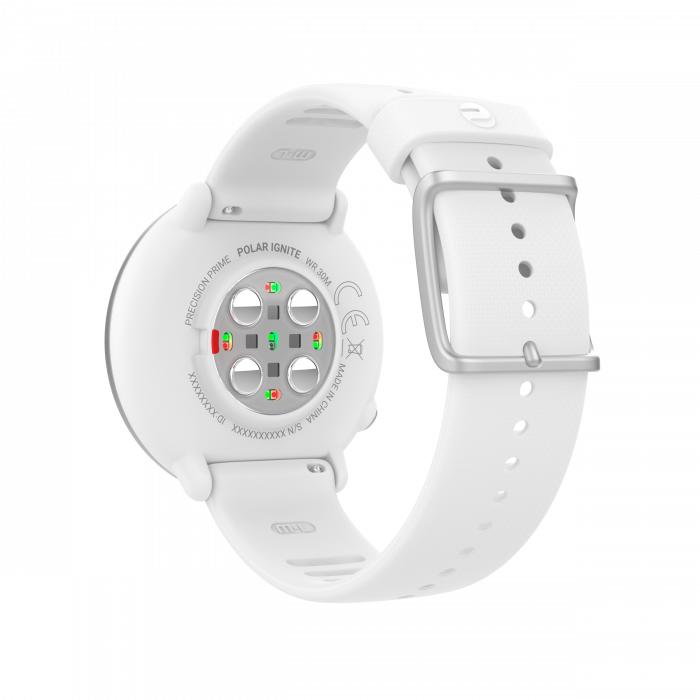 Polar Ignite White/Silver M/L [8]