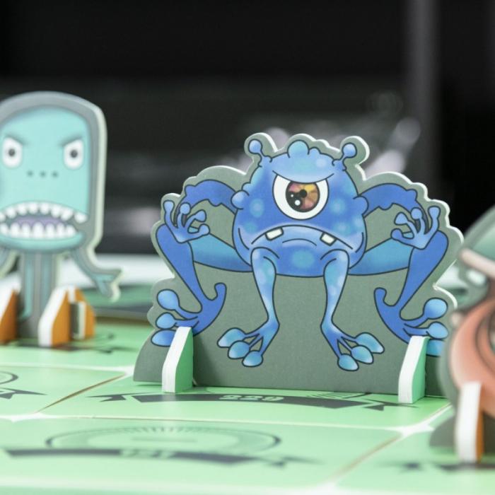 Jucarie interactiva Juguetronica Alien Attack [4]