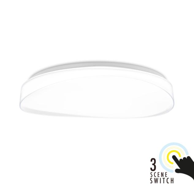 Kelektron Lampa LED BIANCA IP20 SUP. 72W CF W. [1]