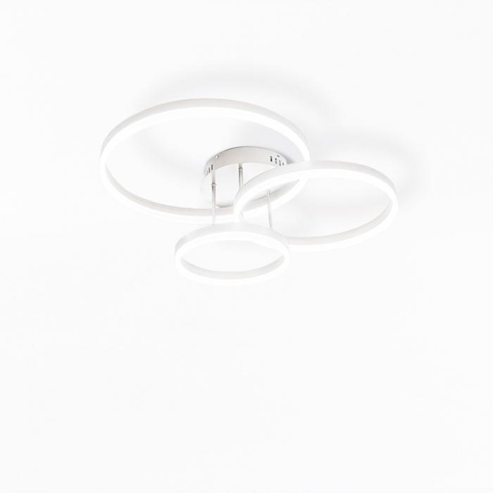 Kelektron Lampa LED HOOP IP20 SUP. 80W 30K W. [0]