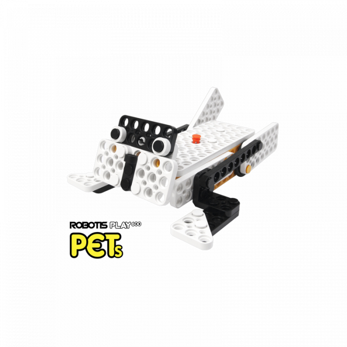 Kit robotic educational Robotis Play 600 PETs [2]
