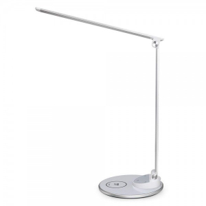 Lampa de birou LED TaoTronics TT-DL044, protectie ochi, control touch, Incarcare Telefon Wireles si USB - Copie [0]