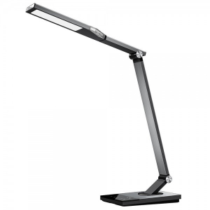 Lampa de birou LED TaoTronics TT-DL063, protectie ochi, control touch, 5 moduri, USB, lumina de noapte [0]