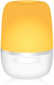 Lampa de VegheSmart Meross MSL420 WiFi, Control iluminare si culoare [0]