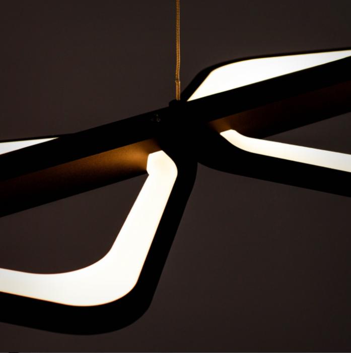 Lampa LED Spyros 7 [2]