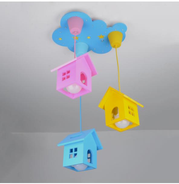 Lampa pendul Houseboats [1]