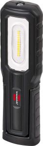 Lanterna de Lucru LED Brennenstuhl HL 700 A Multifunctionala, 700 Lumeni, Reincarcabila, Sistem de agatare, Magneti puternici, functionare 10 ore, IP54 [0]