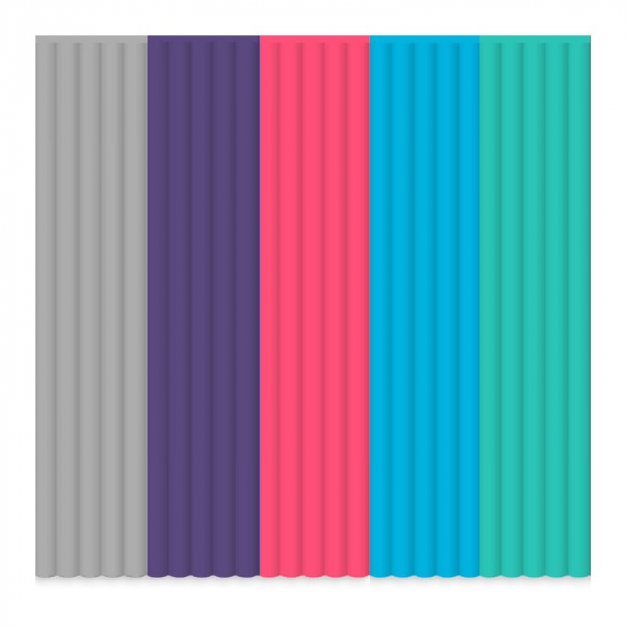 Set filamente ABS 3Doodler Create - multicolor MIX 10 [0]